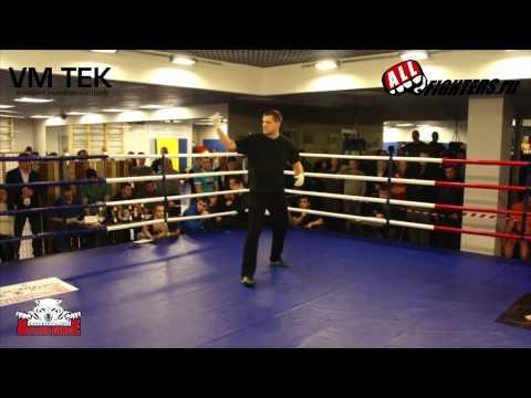 Казбек Магомедов (Action Force) VS Михаил Турканов