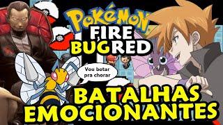 PORRADAS ÉPICAS NA SILPH CO. - Pokémon FireRed Monotype Insetos (Bug) #7