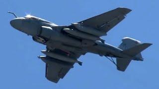 2012 Rhode Island ANG Open House & Airshow - Grumman EA-6B Prowler