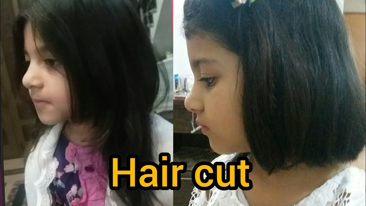 easy baby hair cutting at home  How to cut baby hairs easy way