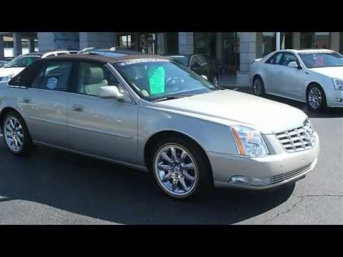 2008 Cadillac Dts Luxury Ii Don Gooley Cadillac St Clair Shores