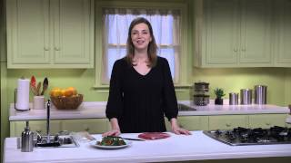 How to Choose and Cook Leaner Cuts of Meat Video
