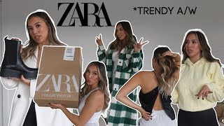 Zara Try on Haul |  trendy Herbst Teile -Adorable Caro