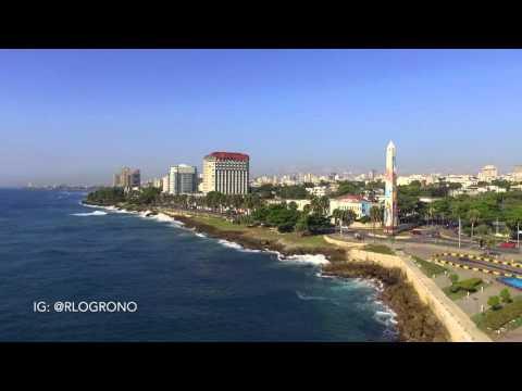 DJI Phantom 3 - Standard 1080p 30fps (Santo Domingo, Dominican Republic).