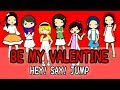 [歌ってみた] Hey! Say! JUMP's BE MY VALENTINE - cover by JUMP!D