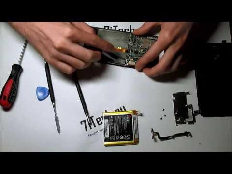 7iTech: как разобрать Huawei Ascend p1 u9200 how to dissasemble
