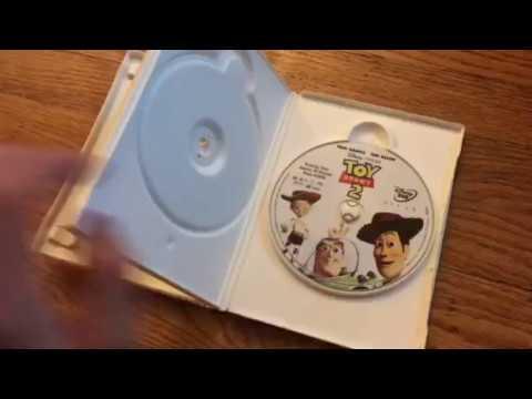 My Pixar DVD Collection Part 1