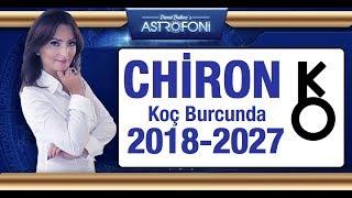CHİRON (Şiron 🔑) Koç Burcunda 2018-2027 Yılları Arasında, Demet Baltacı