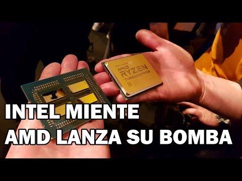 INTEL miente y AMD lanza su BOMBA! Michael Quesada - El sillón del pensamiento