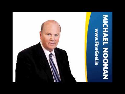 Michael Noonan speaks on Today with Pat Kenny - 04.02.11