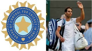Sportsroundup:BCCI'S SCM postponed, Nadal knocked out of Wimbledon 2017