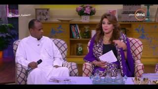 السفيرة عزيزة - المطرب / أحمد سيد جابر ... ليه اللغة النوبية مش منتشرة