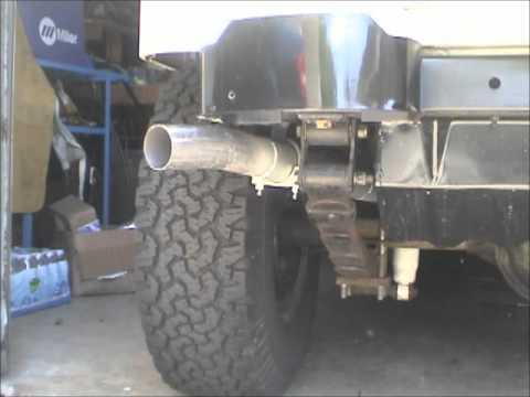 Jeep Cj Flowmaster Super 40 Deltaflow Muffler 258 4 2l