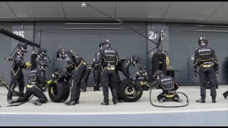 2016 Formula One R.S. 16 - Drivers Trailer | AutoMotoTV