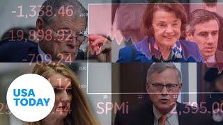 Senators sold stocks before coronavirus sank the markets | USA TODAY