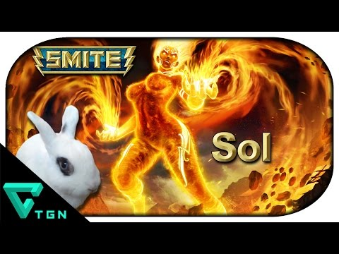 SMITE - New God: Sol ► Sol - Goddess of the Sun - Arena [german/deutsch]