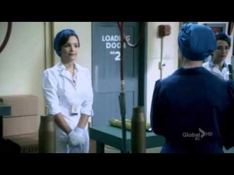 Betty y Kate 1x02-1 Bomb Girls