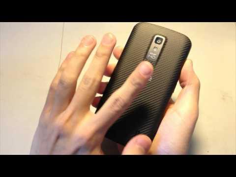 LG Optimus True HD LTE - 硬體設計