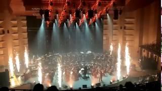 Symphonic Bond Lyon December 2018 l'Orchestre Nationale de Lyon