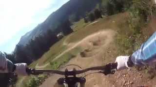 Canyon Torque DHX Rockzone les Gets 2014