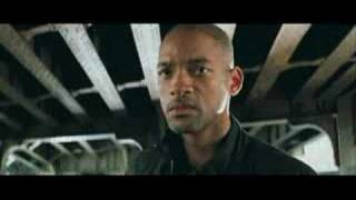"""I Am Legend"" - Trailer for UK market. This movie was released in 2..."