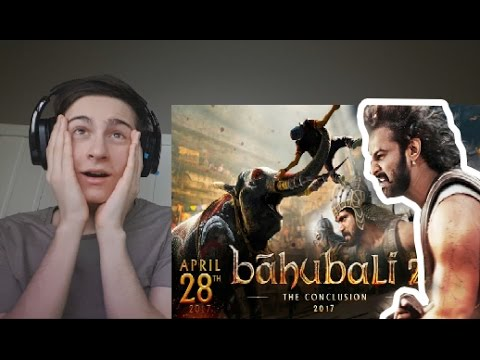 Thumbnail: Baahubali 2 - The Conclusion Trailer | Prabhas, Rana Daggubati | SS Rajamouli Reaction