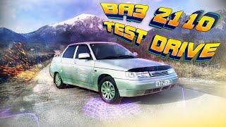 Test drive необычной ВАЗ 2110 | я в шоке!