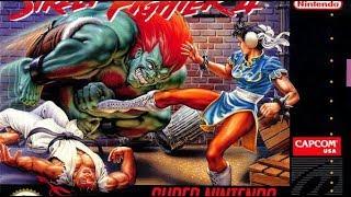 ST2K Live: Street Fighter 2: The World Warrior