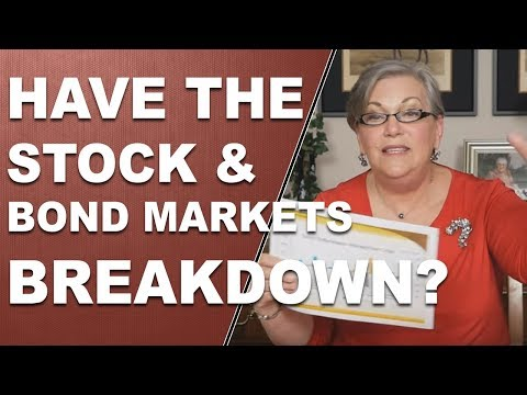 Have the Stock and Bond Markets Begun to Breakdown? – Insider Trading