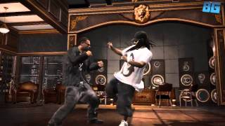 Def Jam Icon Sean Paul vs Lil Jon (Video Game Fight) MAY 2013