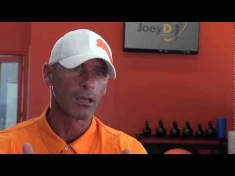 Coach Joey D On The Biomechanics Of Golf Fitness; Keys To Success With Your Golf Workouts
