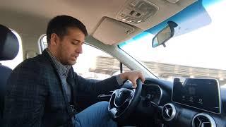 Тест драйв электромобиля BAIC EU5 в Ташкенте || Toshkentda BAIC EU5 Electromobili