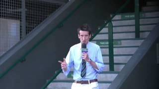 Wimbledon: Rob Walker's Wimbledon 2013 Poem