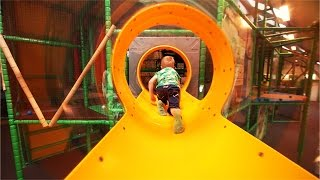 [Part 4/4] Indoor Playground Fun for Kids and Family at Lek & Bus Nacka