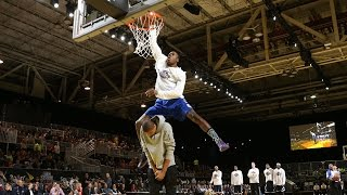 2015 NBA D-League Dunk Contest Preview: Thanasis Antetokounmpo Mix