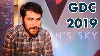 Sean Murray at GDC 2019