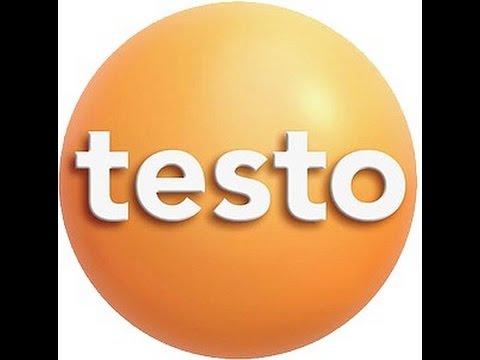 Testo 550 walk through/my setup