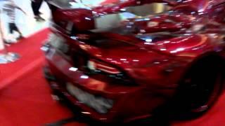 Mobil Batman dari Kupu kupu malam Jogja