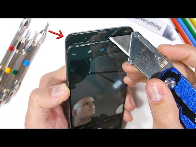 How Durable is a Sliding Phone? - Xiaomi Mi Mix 3