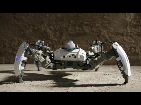 MekaMon launches robots ready to rumble in augmented reality