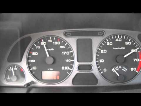 Acceleration Peugeot 306 Cabriolet 1.6 100ch