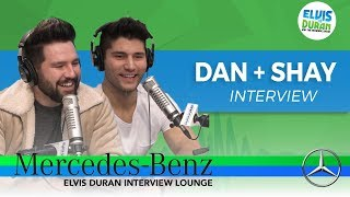 Dan + Shay Drink Tequila with Elvis Duran   Elvis Duran Show