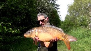 The Woolpack lake 8 Part six - Carp fishing