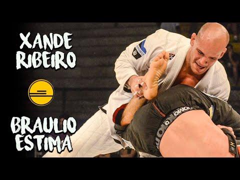 XANDE RIBEIRO VS BRAULIO ESTIMA - SEASON 2 PREMIÉRE - CITY CHALLENGE - LIGHTWEIGHT GRAND PRIX