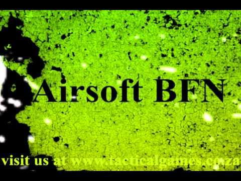 Airsoft Bloemfontein Video intro