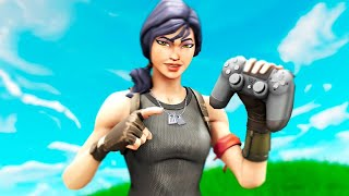 Never Change💔🥺- (Montage Fortnite) Best HYBRID Player on PS4- (Best Settings) -iTzYetti
