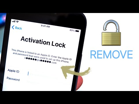 How to Remove iCloud Activation Lock on iPhone (2021)