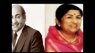 Mohammed Rafi and Lata Mangeshkar Songs - Part 2/3 (HQ)