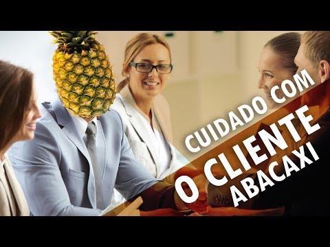 """Quem é e como lidar com o """"Cliente Abacaxi"""""""