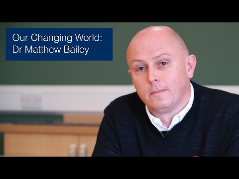 Dr Matthew Bailey: Living in a salt-saturated society